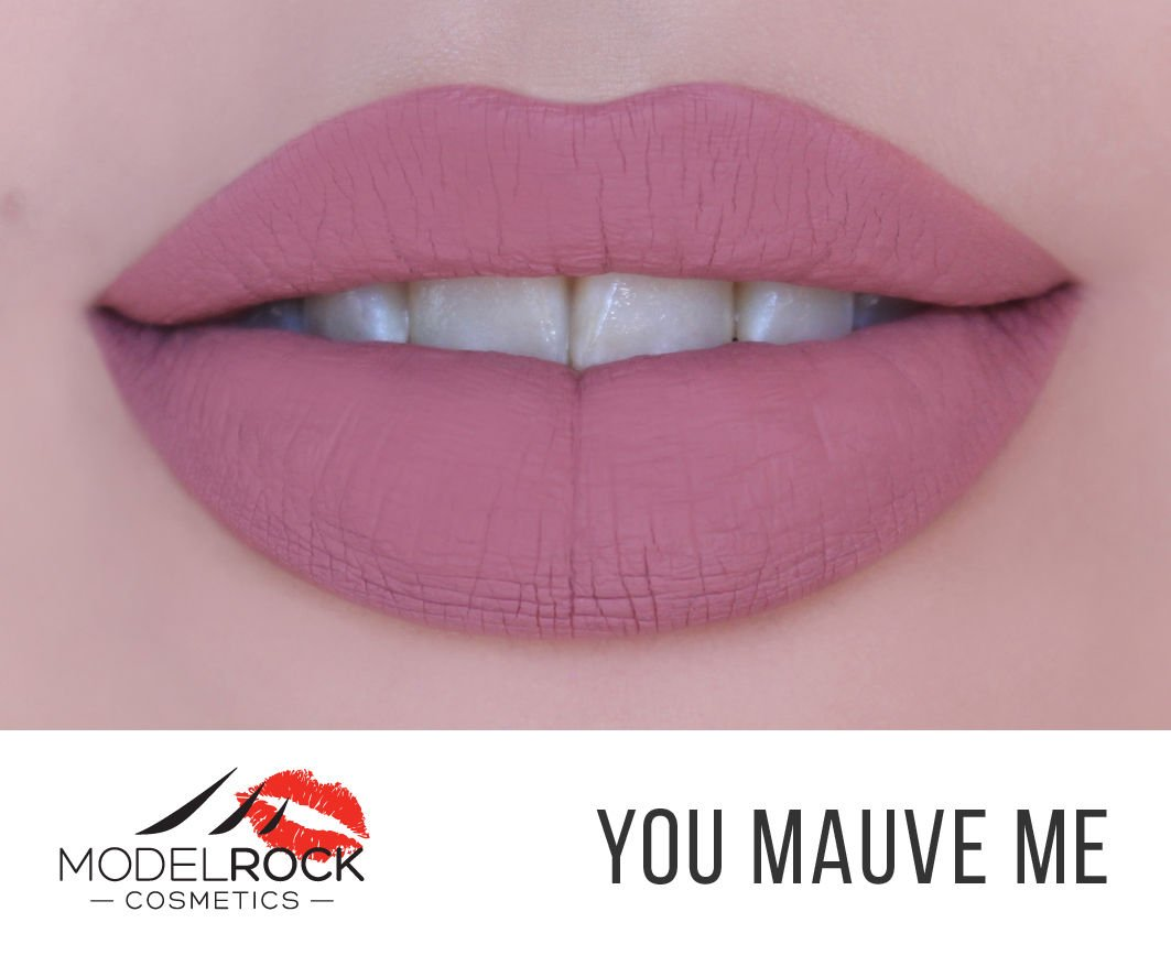 Vegan Matte Liquid Lipsticks You Mauve Me Stone Truffle Dupe