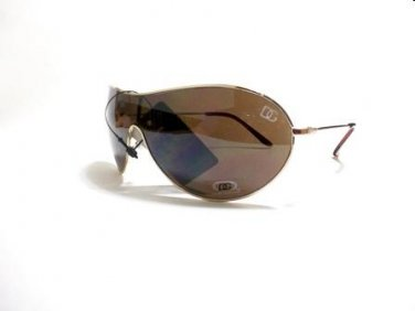 Aviator Womens Women Men Mens Ladies Unisex Gold Sunglasses 726G