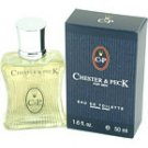 Chester & Peck by Carlo Corinto for Men 3.5 oz /100 gr perfumed soap