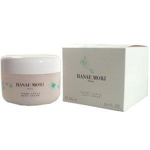 Hanae Mori by Hanae Mori for Women 8.4 oz Body Cream (Green Butterfly)