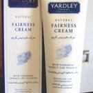 Yardley Natural Fairness Cream 2.5 oz
