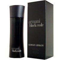 Armani Black Code by Giorgio Armani for Men 2.5 oz Eau de Toilette Spray