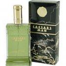 Caesars Man by Caesars World 4 oz Legendary Cologne Spray