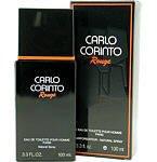 Carlo Corinto Rouge 3.4 oz Eau de Toilette Spray for Men