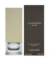 Contradiction 3.3 oz Eau de Toilette spray by Calvin Klein for Men
