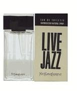 Live Jazz by Yves Saint Laurent for Men 3.4 oz Eau de Toilette Spray