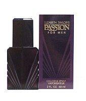 Passion for Men by Elizabeth Taylor 4 oz Cologne Spray