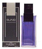 Sung Homme by Alfred Sung .5 oz (15 ML) Eau de Toilette Spray (unboxed)