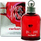 Amor Amor by Cacharel 3.4 oz Eau de Toilette Spray for Women