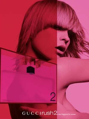 Gucci Rush 2 for Women 2.5 oz Eau de Toilette Spray