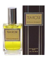 Tea  Rose 4 oz Eau de Toilette Spray