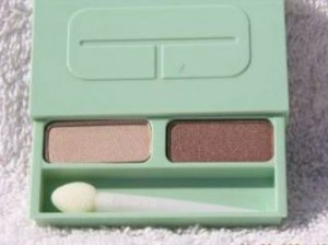 Clinique High Impact Eyeshadow Duo - Like Mink - Special Size