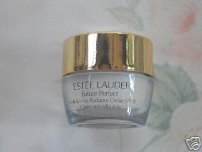 Estee Lauder Future Perfect Anti Wrinkle Radiance Cream for Normal-Combination Skin 7 ML Travel Size