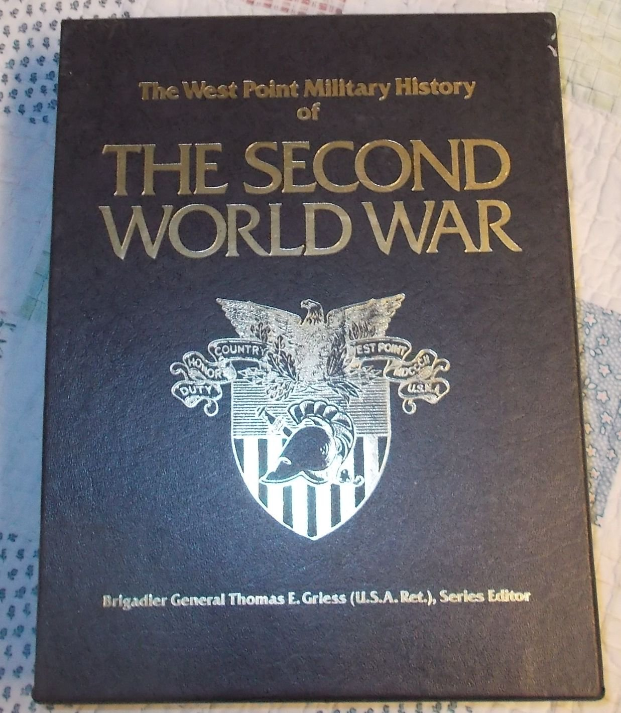 West Point History of the Second World War