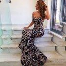 Mary Sequin Maxi Dress sz S M L XL