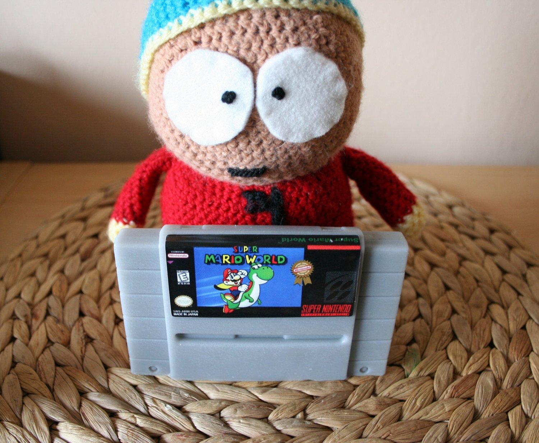 Soap Super Nintendo NTSC SNES Cart Cartridge - Handmade, party filler, novelty, geek gamer