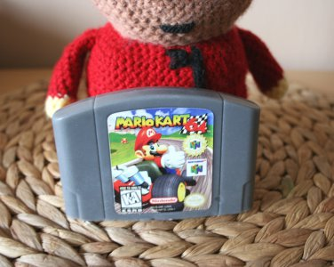Soap Nintendo N64 Cart Cartridge - Handmade, party filler, novelty, geek gamer