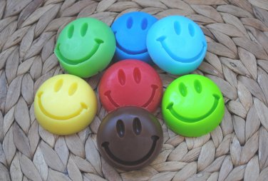 Soap Handmade Smiley Face Soaps x 6 � Happy Soap - Birthday gift, party filler, novelty