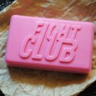 Soap Handmade Fight Club Soap– Novelty, gift, geeky soap