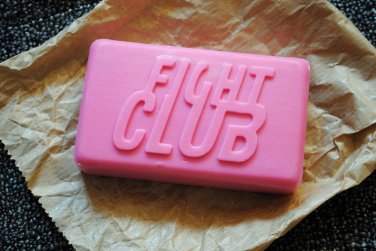 Soap Handmade Fight Club Soap� Novelty, gift, geeky soap