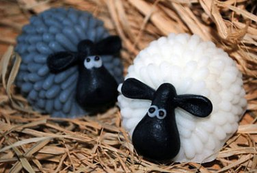 Easter-Soap-3D-Sheep-Soap-GoaHandmade Sheep Soap - 3D Sheep Soap - Soap for Kids