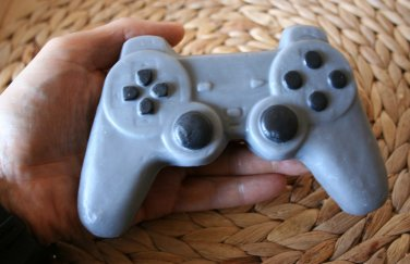 Handmade Playstation controller Soap � PS controller, Novelty, gift, geeky, retro gamer