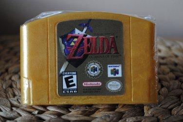 Gold Nintendo N64 Cart Cartridge Soap - Handmade, party filler, novelty, geek gamer geek gamer