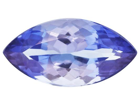 Certified Natural Tanzanite AA Quality 5x2.5 mm Faceted Marquise 20 pcs lot loose gemstone
