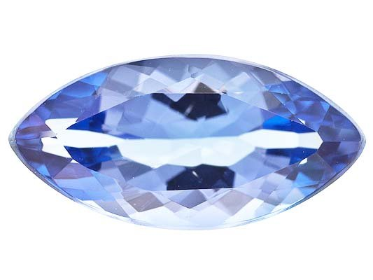 Certified Natural Tanzanite AA Quality 10x5 mm Faceted Marquise 1 pc loose gemstone