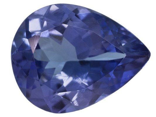 Certified Natural Tanzanite AAA Quality 4x3 mm Faceted Pear 50 pcs lot loose gemstone