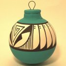 Ornament  Southwestern Turquoise