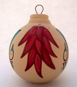 Ornament  Southwestern Chili Ristra