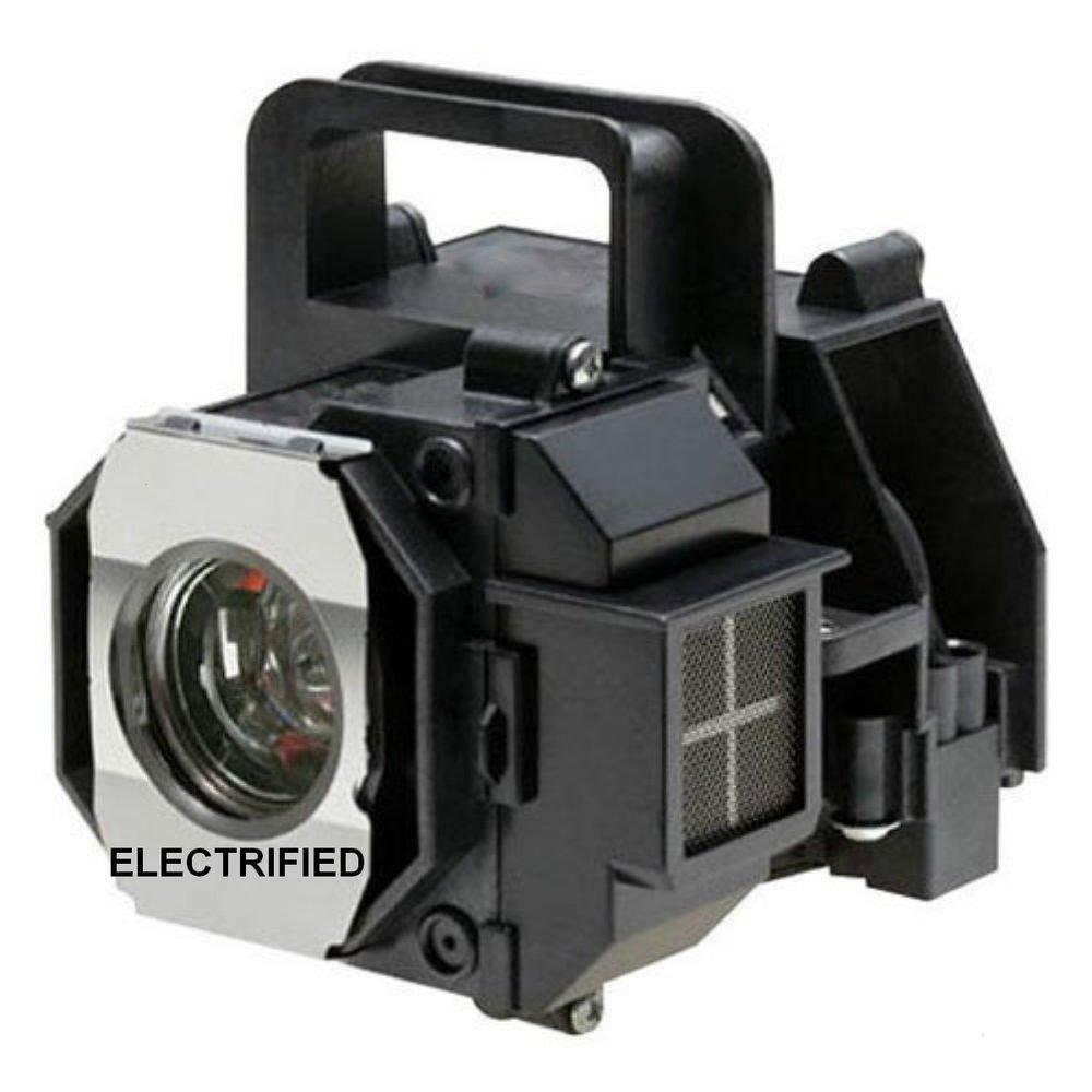 ELPLP49 V13H010L49 LAMP IN HOUSING FOR EPSON PROJECTOR MODEL Home Cinema 8700