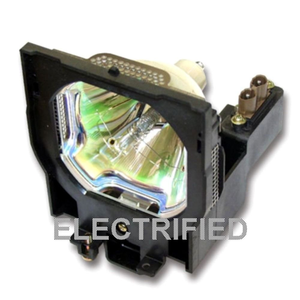EIKI 610-309-3802 6103093802 LAMP IN HOUSING FOR PROJECTOR MODEL LC-W4