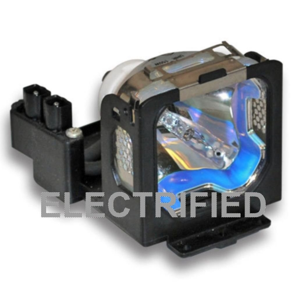 EIKI 610-295-5712 6102955712 OEM LAMP IN E-HOUSING FOR PROJECTOR MODEL LC-SM4