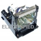 EIKI POA-LMP35 POALMP35 OEM LAMP IN E-HOUSING FOR PROJECTOR MODEL LC-XNB3DS
