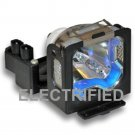 EIKI POA-LMP37 POALMP37 OEM LAMP IN E-HOUSING FOR PROJECTOR MODEL LC-SM4