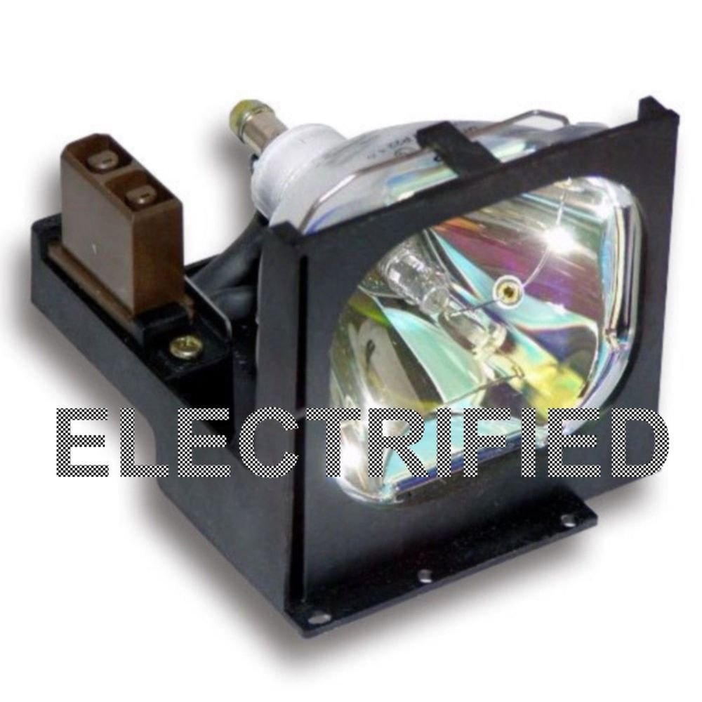 EIKI 610-287-5379 6102875379 OEM LAMP IN E-HOUSING FOR PROJECTOR MODEL LC-NB1UW