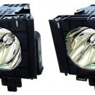 PANASONIC ET-LAD57W ETLAD57W TWIN PACK LAMPS IN HOUSINGS FOR PROJECTOR PT-D5100L
