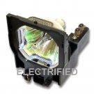 SANYO POA-LMP73 POALMP73 OEM LAMP IN E-HOUSING FOR MODEL LC-W4