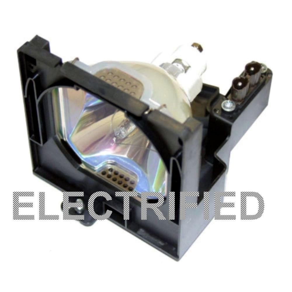 SANYO 610-285-4824 6102854824 LAMP IN HOUSING FOR PROJECTOR MODEL PLCXP35