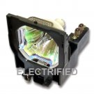 DELTA 03-000761-01P 0300076101P OEM LAMP IN E-HOUSING FOR PROJECTOR MODEL LC-W4