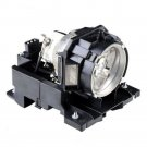 LAMP IN HOUSING FOR HITACHI PROJECTOR MODEL CPX807 (H64)