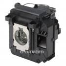ELPLP60 V13H010L60 LAMP IN HOUSING FOR EPSON PROJECTOR MODEL PowerLite92