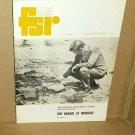 FLYING SAUCER REVIEW FSR VOL 19 #1 FEB 1973 UFO DAMAGE AT ROSMEAD