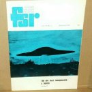 FLYING SAUCER REVIEW FSR Vol 19 # 3 MAY JUNE 1973 UFO