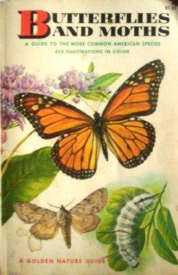 Butterflies and Moths by Zim, Herbert S.
