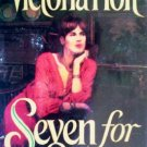 Seven for a Secret by Holt, Victoria