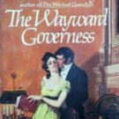 The Wayward Governess by Gray, Vanessa
