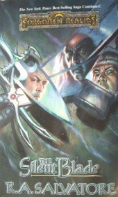Forgotten Realms The Silent Blade by Salvatore, R A